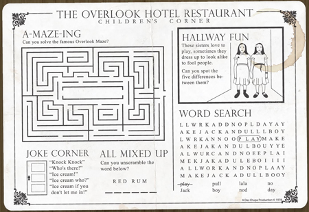 Overlook-Placemat-Shining