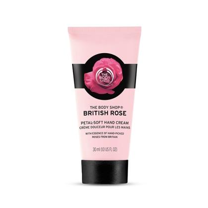 British Rose Handkräm